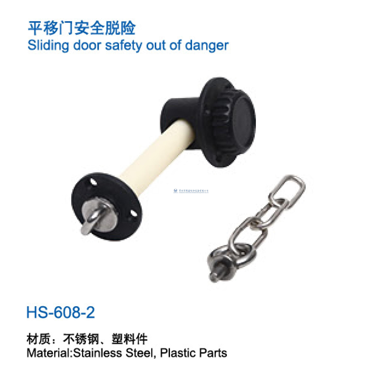 平移门安全脱险-608-2