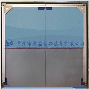 冷库PVC自由门