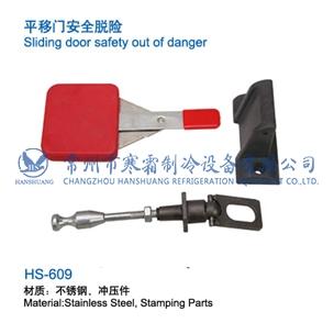 平移门安全脱险-609