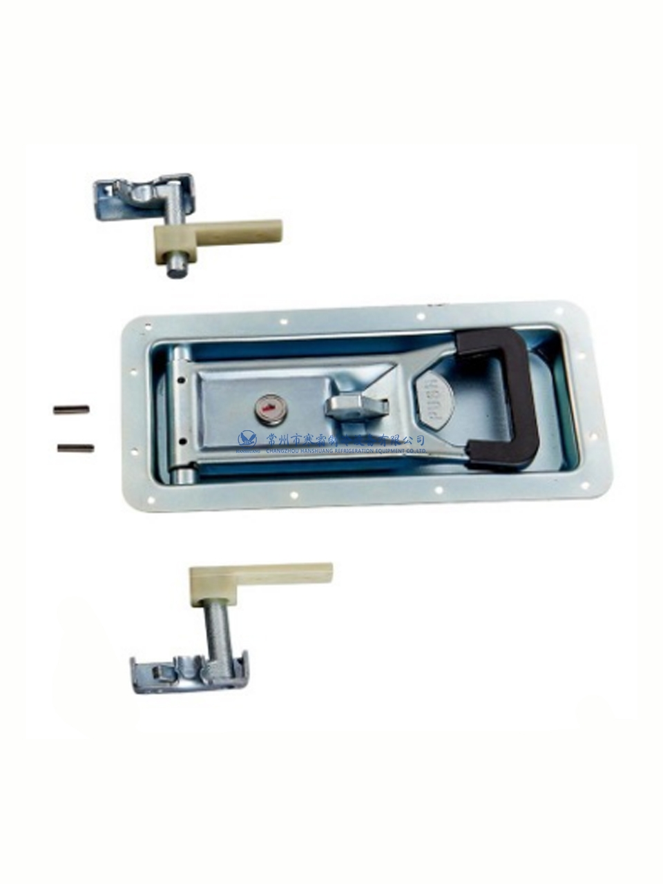 集装箱门锁